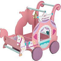 Levels Of Discovery Princess Coach From The Pink Superstore