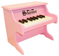 Schoenhut Classic Baby Grand Piano From The Pink Superstore
