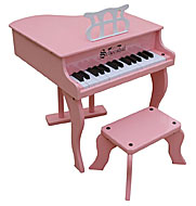 Schoenhut Fancy Baby Grand Piano From The Pink Superstore