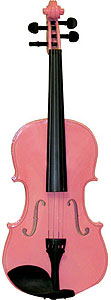 Pink Violin From The Pink Superstore