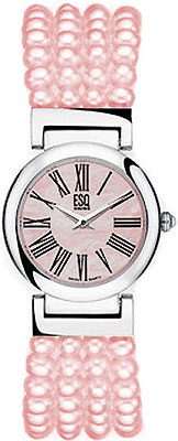 Skagen Pink 433SLP Ladies Watch From The Pink Superstore!