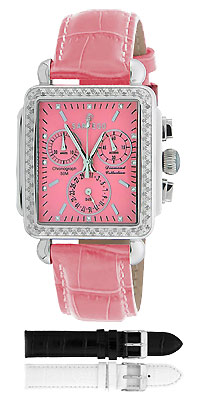 Sartego Unisex Diamond Watch From The Pink Superstore!