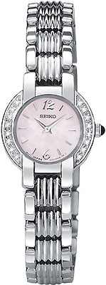 Seiko Diamond Watch From The Pink Superstore