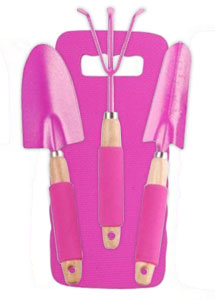 Garden Tool Gift Set Contains A Trowel